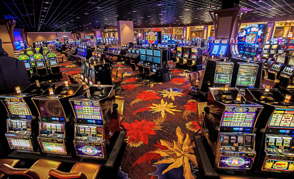 The Obvious Methods To Casino Better That you simply Ever Did
