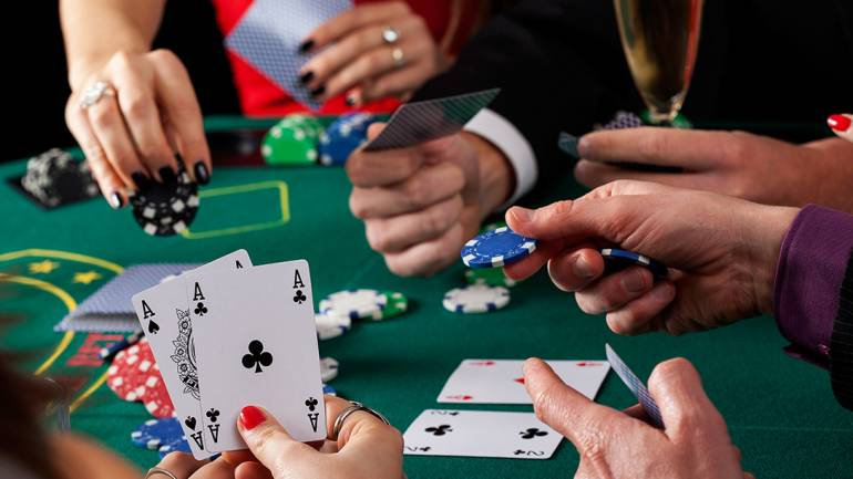 Casino Tricks That No Person Else Understands About